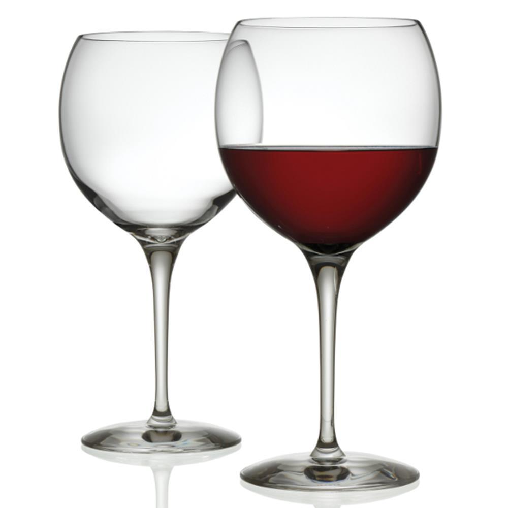 bicchieri vino rosso