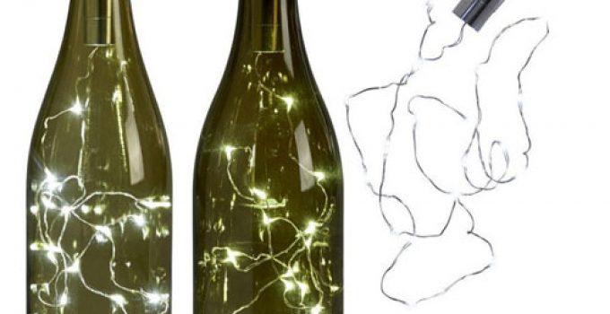 Luci per Bottiglie: Un'Idea Innovativa per Sorprendere i Tuoi Ospiti