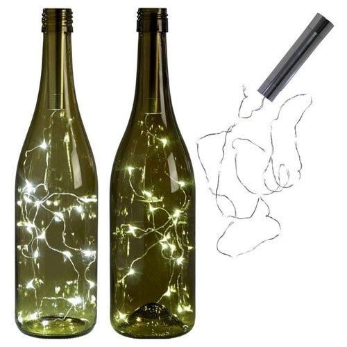 luci per bottiglie