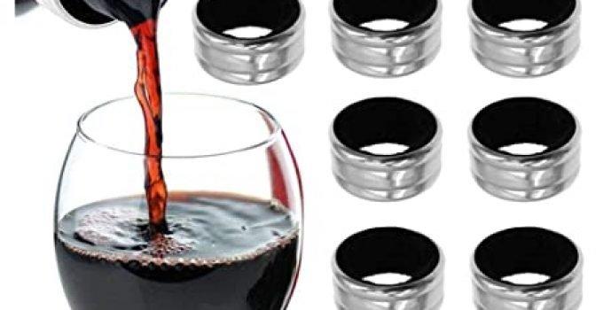 Salvagoccia per Vino: L'Accessorio Ideale per Non Macchiare le Tovaglie