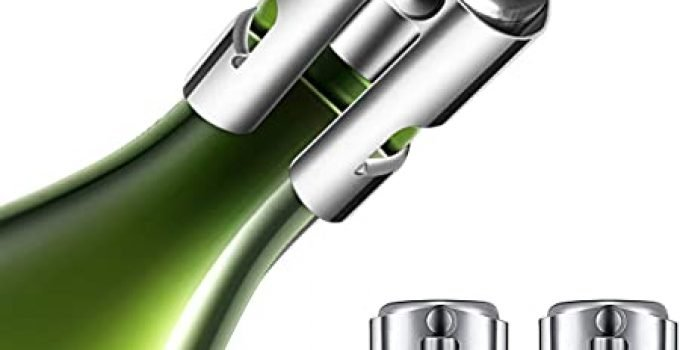 Tappo per Champagne: L'Accessorio per Conservare le Tue Bottiglie Più Preziose